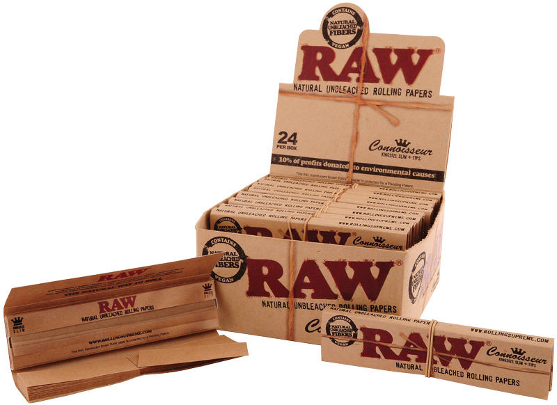 RAW PAPERS WITH TIPS