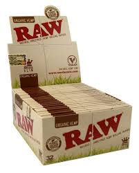 RAW ORGANIC PAPERS