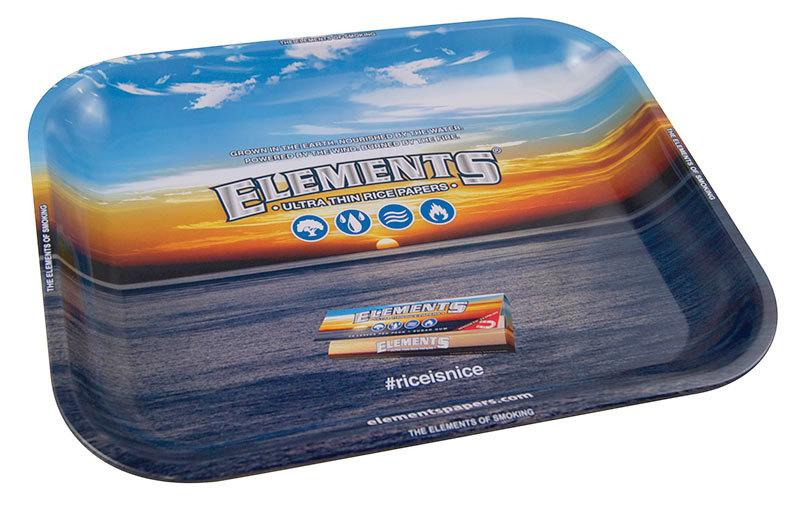 ELEMENTS ROLLING TRAYS