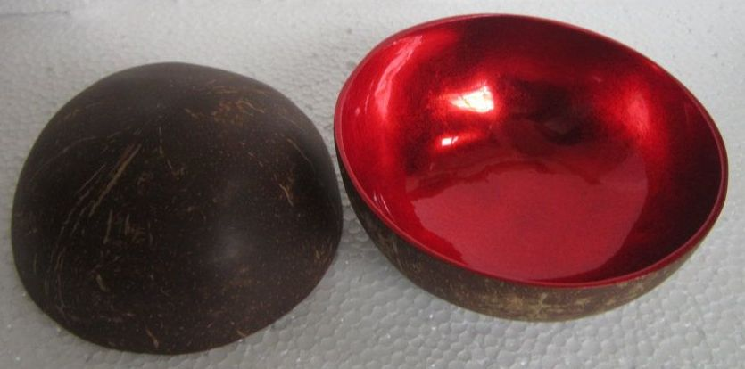 Coconut Bowl - Red