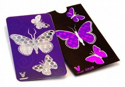 V-Syndicate Grater Card - Butterfly