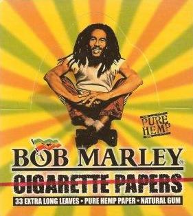Bob Marley Pure Hemp King Size