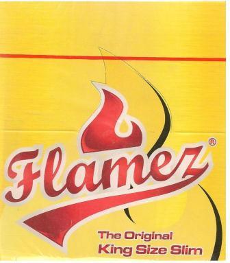 Flamez Premium King Size Slim