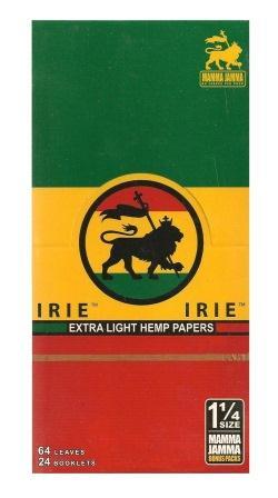 Irie Rasta Extra Light Hemp 1.25 Size