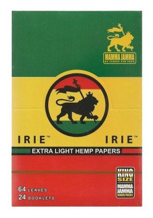 Irie Rasta Extra Light Hemp King Size