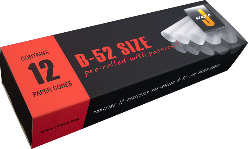 Jware B-52 Size Cone  12 Pack
