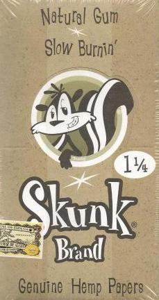 Skunk Brand Pure Hemp 1.25 Size