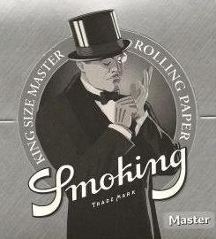Smoking Silver King Size Master