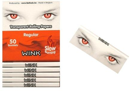 Wink Regular Size Red - Slow Burn