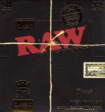 Raw Classic King Size Slim - Black