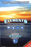 Elements Rice Papers 1.25 Size with Tips & Tray