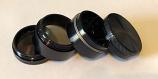 SPF Grinder 40mm 4 Part - Black
