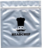 Headchef Smellproof Bag 15cm x 15cm ( 20 Bags )