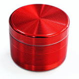 Ripple Grinder 63mm 4 Part - Red