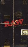 Raw Classic 1.25 Size - Black
