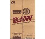 Raw Organic Hemp 1.25 Size with Tips