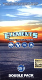 Elements Ultra Thin Rice Papers Regular Size
