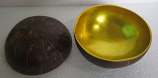 Coconut Bowl - Gold