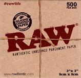Raw Parchment Paper 500