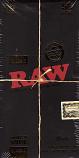 Raw Classic Regular Size - Black