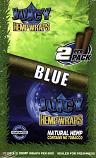 Juicy Jay Hemp Wraps - Blue